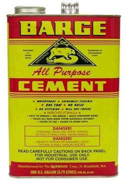 Contact barge cement for gluing metal cosplay