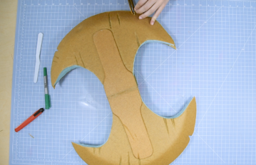 Using Thermoplastics to Protect Your Cosplay Weapons